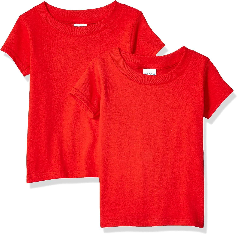 Gildan Kids Toddler T-Shirt, 2-Pack