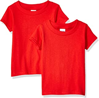 toddler boy red t shirt