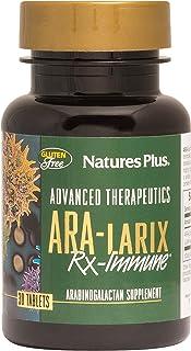 NaturesPlus Advanced Therapeutics Ara-6 Rx Immune Health - 30 Tablets - Hypoallergenic, Gluten-Free, Vegetarian - 30 Servings