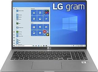"LG Gram Laptop - 17"" IPS WQXGA (2560 x 1600) Intel 10th Gen Core i7 1065G7 CPU, 16GB RAM, 1TB M.2 NVMe SSD (512GB x2), 17 ..."