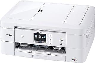 (旧モデル)  brother A4インクジェット複合機 DCP-J973N-W (12ipm/両面印刷/有線・無線LAN/ADF/手差し/レーベル印刷)