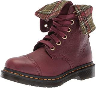 Women's Aimilita FL Cherry Red Ankle Boot