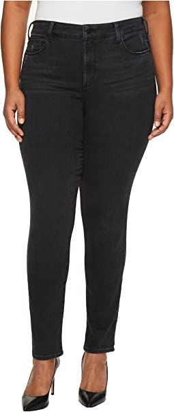 NYDJ Plus Size Plus Size Uplift Alina Legging Jeans in Future Fit Denim in Campaign