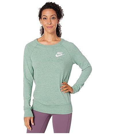 Nike Sportswear Gym Vintage Crew (Silver Pine/Sail) Women