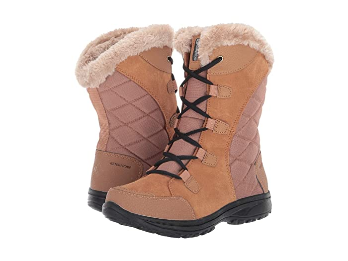 Columbia Ice Maidentm II (Elk/Black) Women's Boots