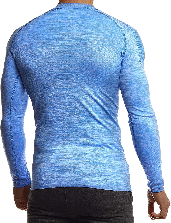 Leif Nelson Gym Herren Fitness Langarmshirt Kapuzenshirt Slim Fit M/änner Bodybuilder Trainingsshirt Hoodie T-Shirt Jungen Sportshirt Laufshirt Bekleidung f/ür Bodybuilding Training LN8287