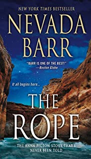The Rope: Anna Pigeon's First Case (Anna Pigeon Mysteries Book 17)