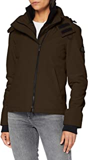 Superdry Ottoman Windcheater Chaqueta para Mujer