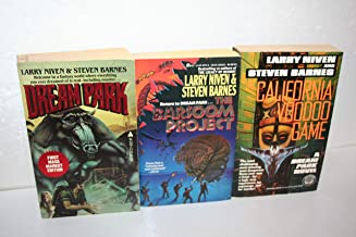 Dream Park Series books 1-3 [[1. Dreampark (1981) 2. The Barsoom Project (1989) 3. The California Voodoo Game (1991)]]