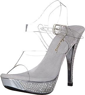 876ffe0b881 Fabulicious Women s Elegant 408 Dress Sandal