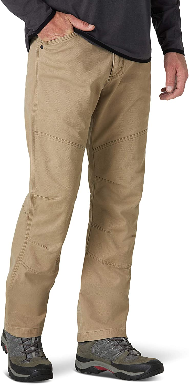 ATG Time sale by Wrangler Men's Reinforced Utility Pant Time sale