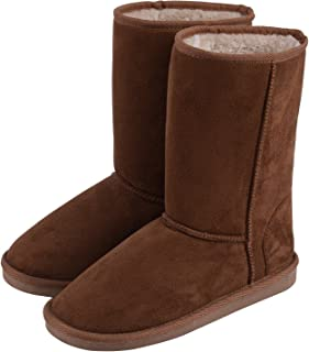 Women's Boots Fully Fur Lined Waterproof Booties...