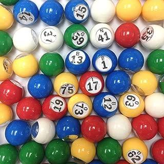 Tapp Collections™ Multi Color Plastic Bingo Ball Set