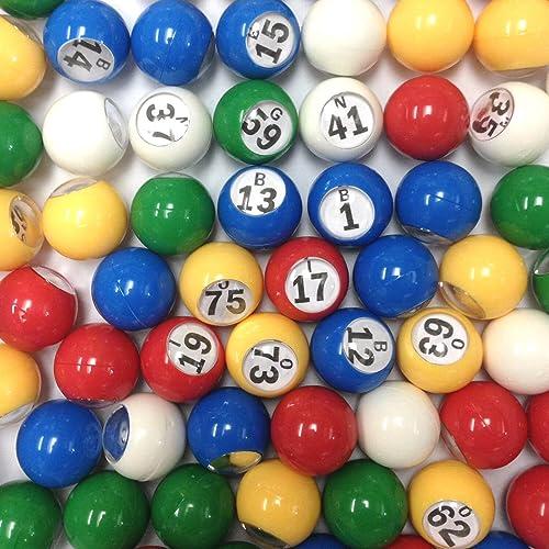 mas preferencial Tapp colecciones colecciones colecciones MultiColor plástico Bingo juego de bolas  descuento de ventas
