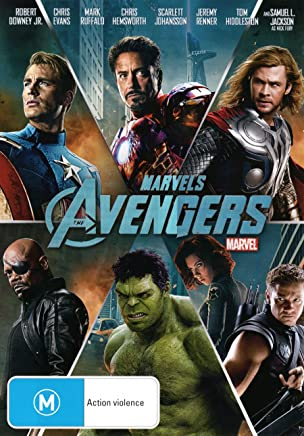 Avengers, The (DVD)
