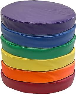 vinyl pillows for classroom