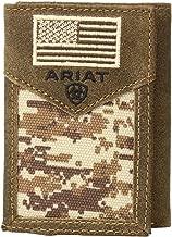 Ariat Men's Sport Patriot Trifold Wallet