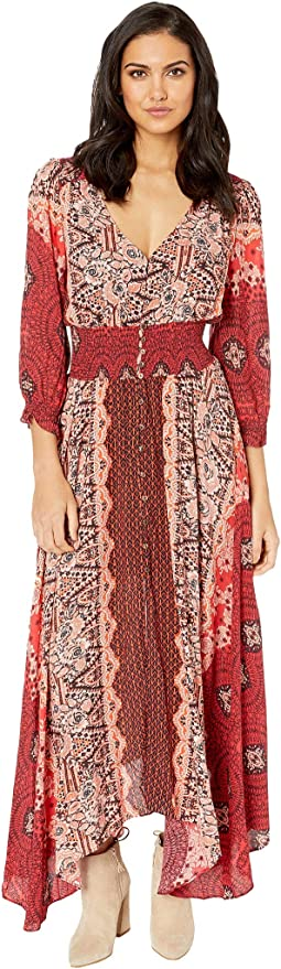 Mexicali Rose Maxi Dress