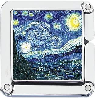 Starry Night Square Purse Hanger