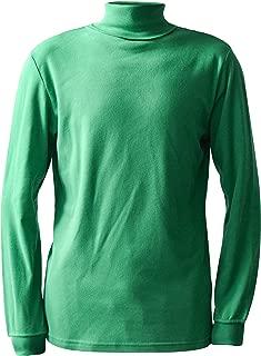 Men's 100% Interlock Knit Combed Cotton Super-Soft Euro...