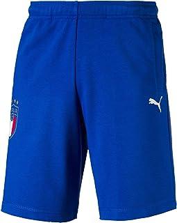 PUMA Men's FIGC Italia Fanwear Bermuda Shorts