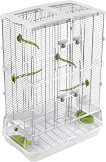 Vision Cage/ Home for Birds Tall, 60.9 x 38.1 x 87.6 cm, Medium