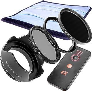 Chiffon de Nettoyage Olympus E-3 Canon EOS 50D D610 smardy 72mm CPL Filtre Polarisant Circulaire pour Nikon D600 E-5 et Plus Sony Alpha SLT-A77 II