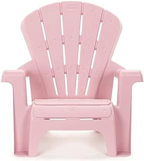 Little Tikes Pink Garden Chair - 18.50