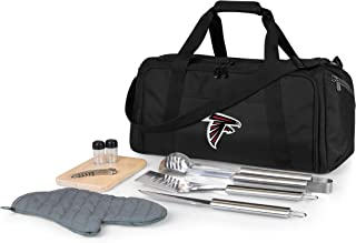 NFL BBQ Kit/Cooler Tote with Barbecue and Picnic Accessories