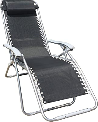 Camping Amanka Chaise Jardin Longue Pour Transat Pliable Et 6yY7bfg