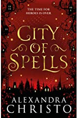 City of Spells (sequel to Into the Crooked Place) Kindle Edition