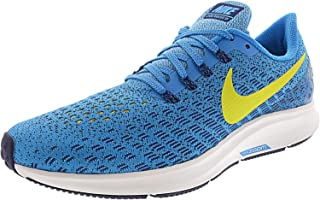 Men's Air Zoom Pegasus 35 Blue Orbit/Bright Crimson/Blue Void Nylon Running Shoes 8 D(M) US