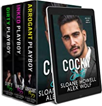 Cocky Suits Chicago : Books 4-6 (Cocky Suits Chicago Boxset Book 2)