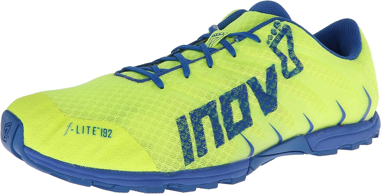Inov -8 herr F -Lite -Lite -Lite 192 s Cross -Training skor,Neon gul  blå,11.5 E USA  13 E Amerikanska kvinnor  till försäljning online