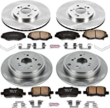 Autospecialty KOE2303 1-Click OE Replacement Brake Kit