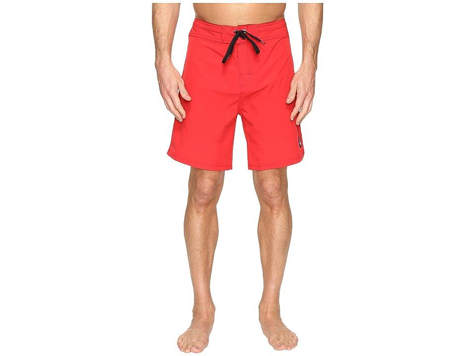 Body Glove Vapor Twin Spin Boardshorts (Infrared) Men