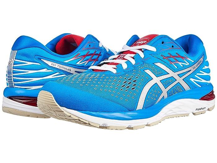 ASICS  GEL-Cumulus 21 (Electric Blue/White) Mens Running Shoes