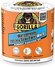Gorilla Waterdichte Patch & Seal Tape Wit 100mm x 3m