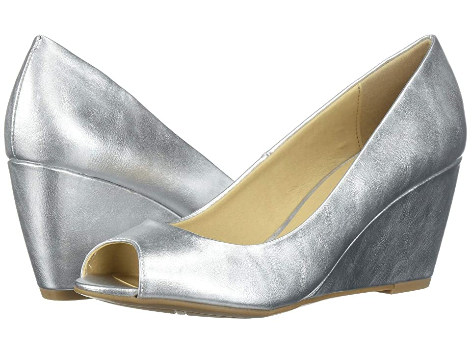 CL By Laundry Noreen (Silver Metallic) Women