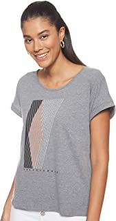 Under Armour Women's Graphic Entwined Fashion Ssc T-Shirt