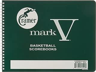 Cramer Scorebook, Mark V, Basketball - 191201