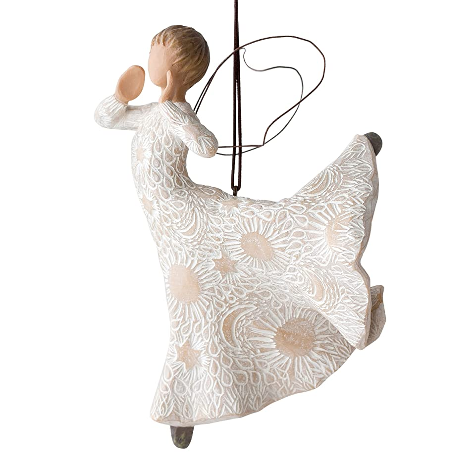 デンプシー非互換ベールウィローツリー オーナメント 【Song of Joy】 - 喜びの歌 アンティーク ツリー飾り