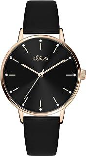s. Oliver Time Damen Armbanduhr