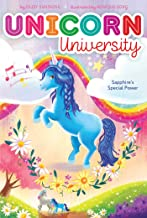 Sapphire's Special Power (Unicorn University Book 2)
