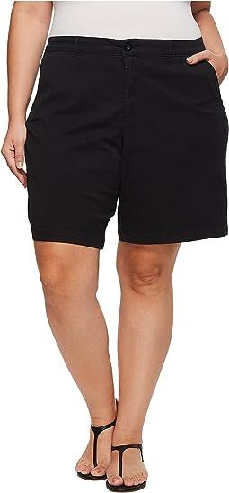 NYDJ Plus Size Plus Size Bermuda Shorts