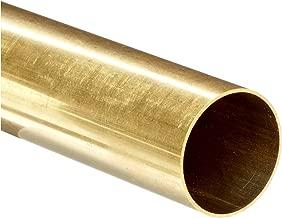 K&S Precision Metals 1146 Round Brass Tubing, 5/32