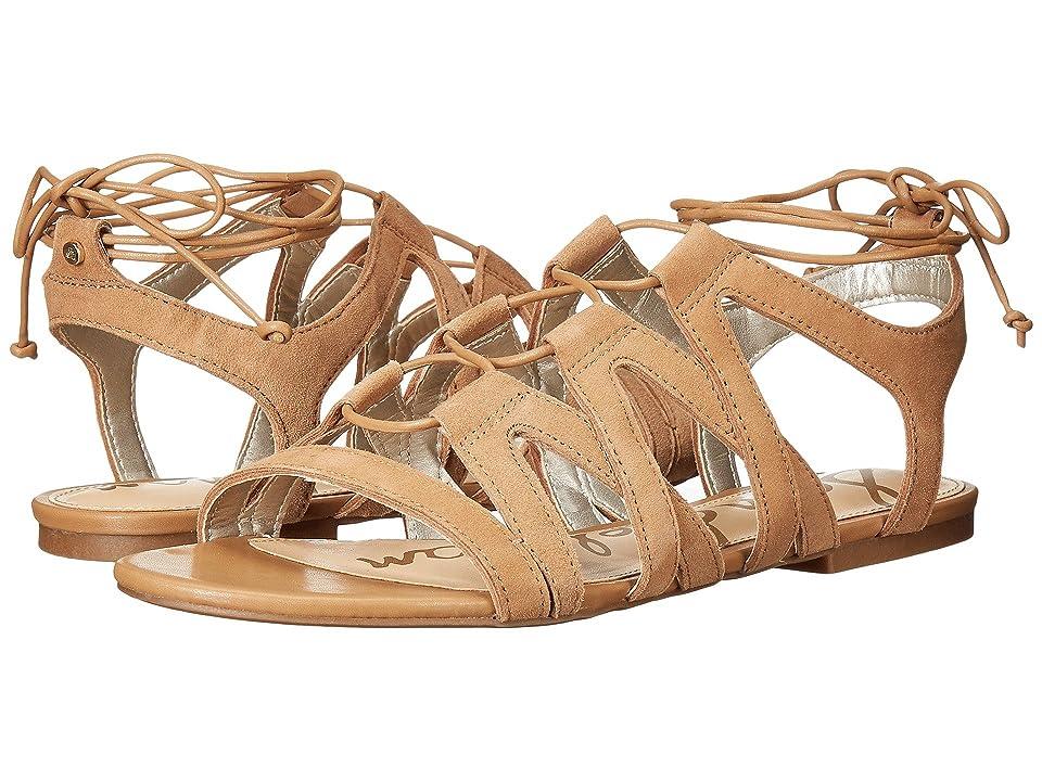 Sam Edelman Boyden (Golden Caramel/Suede Leather) Women