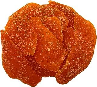 Dried Mango Chili Crystallized Slices, NON-GMO!!! (1 LB)