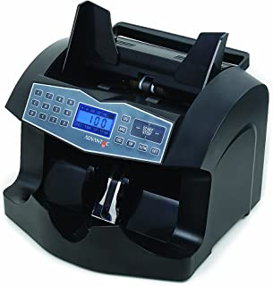 Cassida Selectable 4 Speed Heavy Duty Currency Counter w/UV and MG Detection