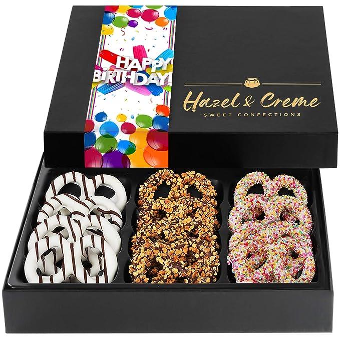 Hazel & Creme Chocolate Covered Pretzels